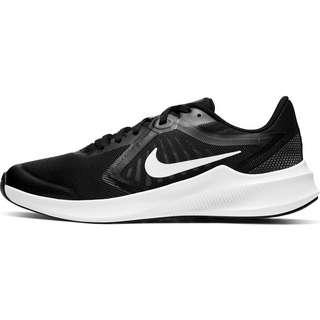 Nike DOWNSHIFTER 10 Laufschuhe Kinder black/white-anthracite
