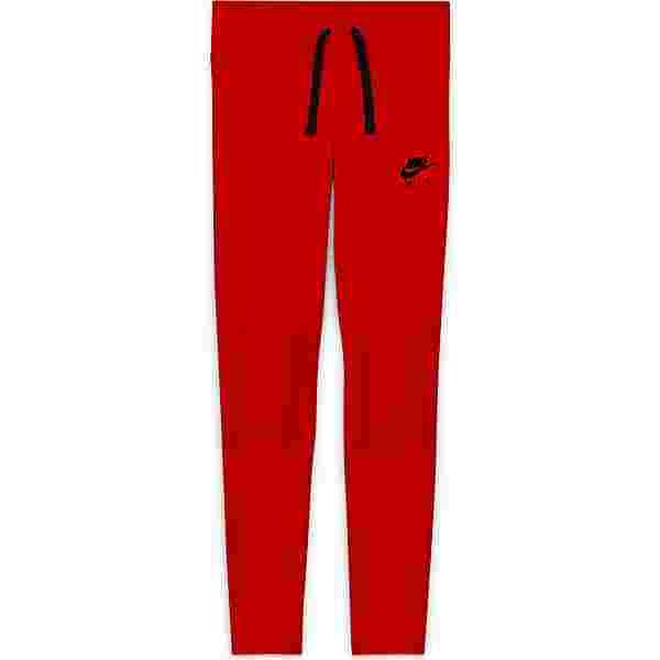 Nike AIR Tights Kinder university red-black-black
