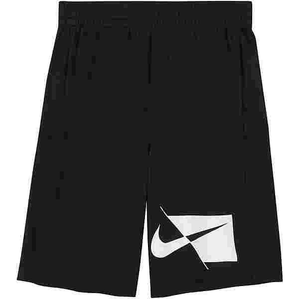 Nike DRY HBR Shorts Kinder black/white