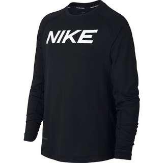 Nike Pro Funktionsshirt Kinder black/white