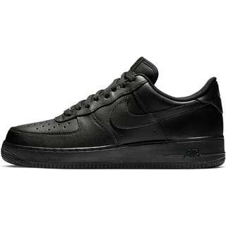 Nike AIR FORCE 1 ´07 Sneaker Herren black-black