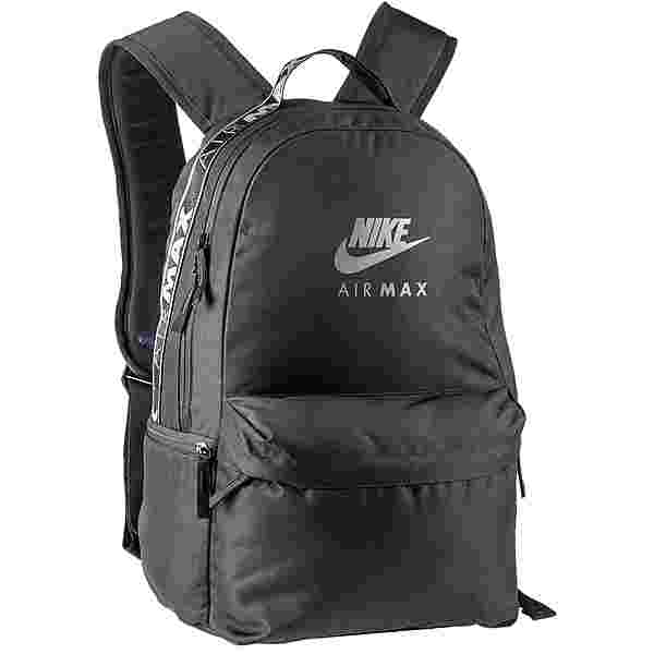 Nike Rucksack Heritage Daypack black-black-dark grey