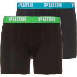 PUMA Boxer Kinder india ink-turquoise