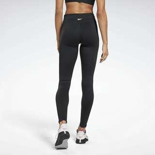 Reebok Workout Ready Pant Program Leggings Tights Damen Schwarz