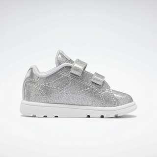 Reebok Reebok Royal Complete CLN 2 Shoes Sneaker Kinder Silver Metallic / Cold Grey 2 / White