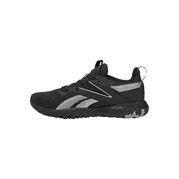 Reebok Mega Flexagon Shoes Fitnessschuhe Damen Core Black / Core Black / Flint Grey Metallic