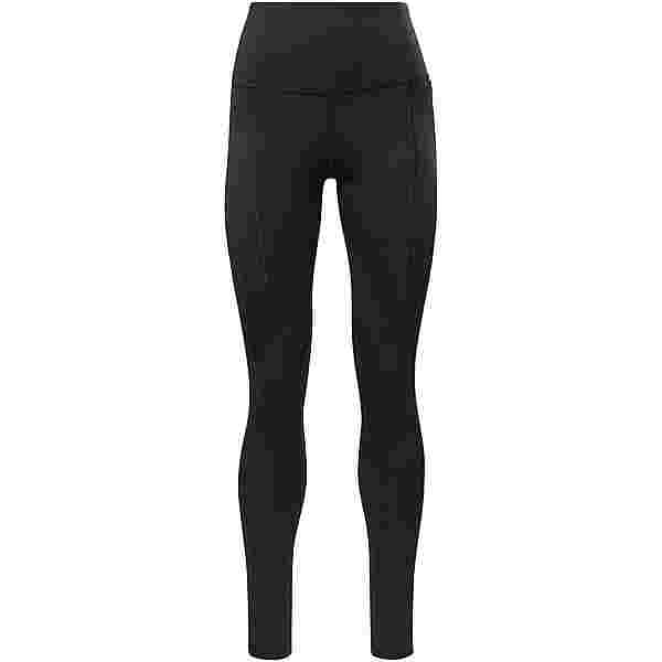 Reebok PAUL POGBA WORKOUT READY Tights Damen black