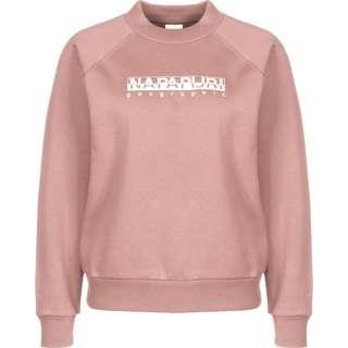 Napapijri Teide T Sweatshirt Damen pink
