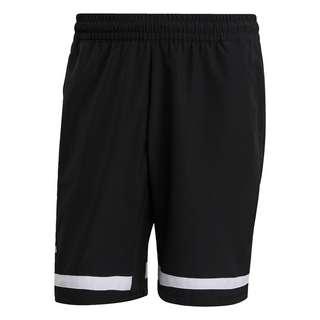 adidas Tennis Club  Shorts Funktionsshorts Herren Black / White