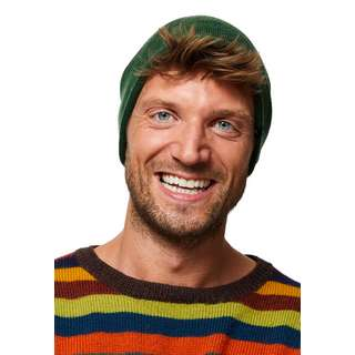 Enter the Complex Slouch I Beanie Forrest Green