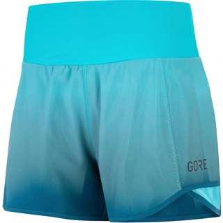 GORE® WEAR R5 Light Funktionsshorts Damen scuba blue-sphere blue