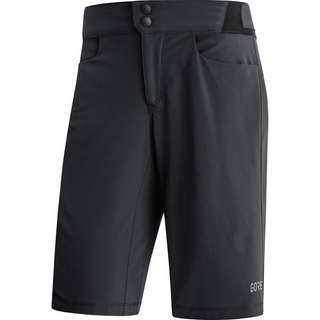 GORE® WEAR Passion Fahrradshorts Damen black
