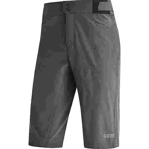 GORE® WEAR Passion Fahrradshorts Herren urban grey