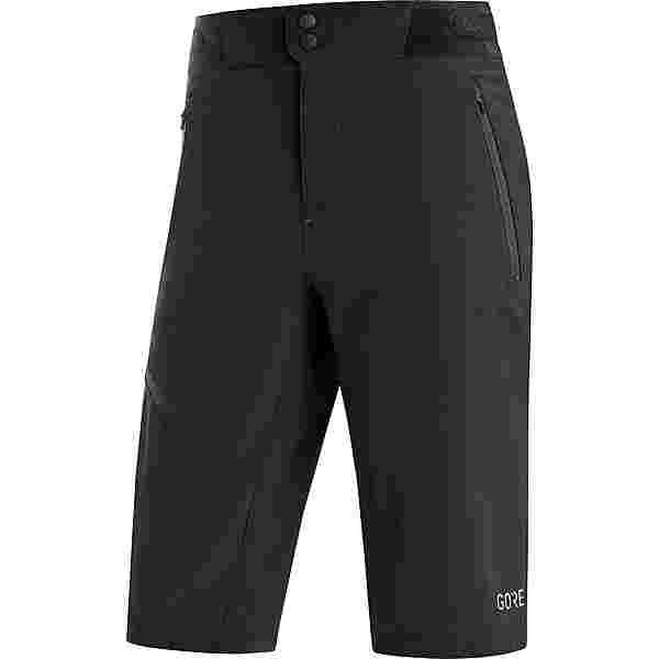 GORE® WEAR C5 Fahrradshorts Herren black