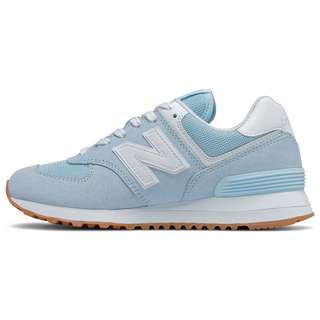 NEW BALANCE WL574 Sneaker Damen uv glo