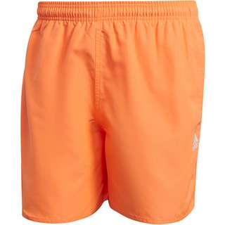 adidas Badeshorts Herren screaming orange