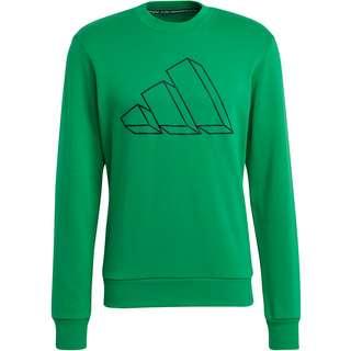 adidas GFX Sweatshirt Herren green