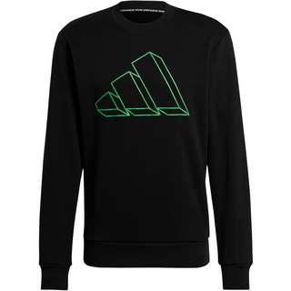 adidas GFX Sweatshirt Herren black