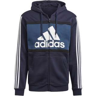 adidas Essentials Sweatjacke Herren legend ink