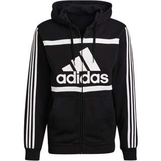 adidas Essentials Sweatjacke Herren black