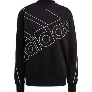 adidas Favorite Essentials Sweatshirt Damen black-white