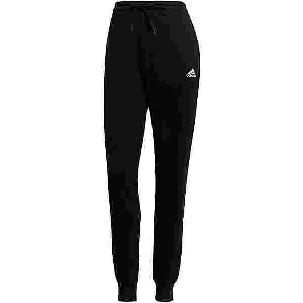 adidas LINEAR SPORT ESSENTIALS Sweathose Damen black-white