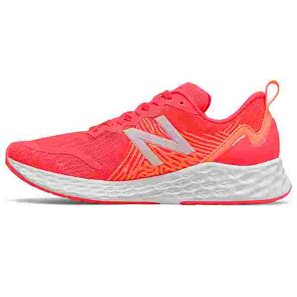 NEW BALANCE Tempo Laufschuhe Damen red