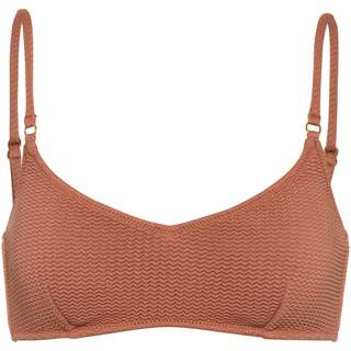 Seafolly Sea Dive Bikini Oberteil Damen bronze