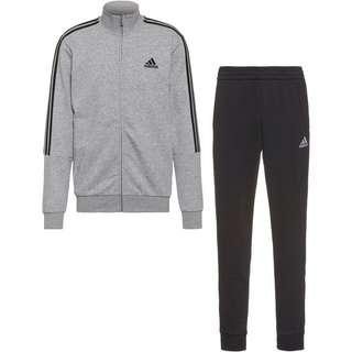 adidas Essentials Aeroready Trainingsanzug Herren medium grey heather-black