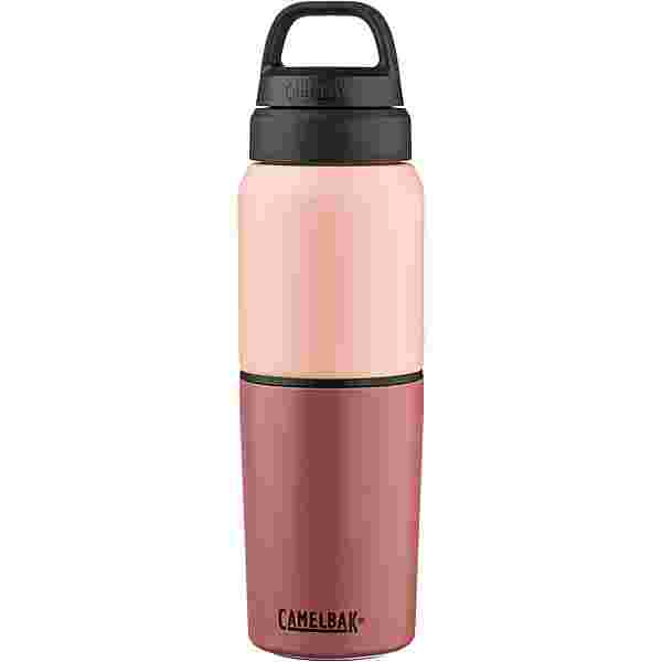 Camelbak MultiBev 17oz/12/oz Isolierflasche terracotta rose/camellia pink
