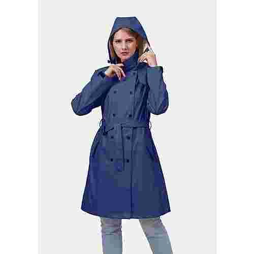 Dingy Weather Fundy Steppmantel Damen marine
