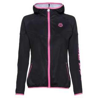 BIDI BADU Inga Tech Jacket Funktionsjacke Damen schwarz/pink