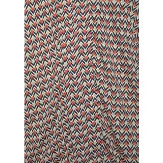 Buffalo V-Shirt Damen sand-rost-bedruckt