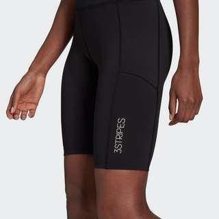 adidas Club Short Tennis Kurze Tight Funktionsshorts Damen Black / White