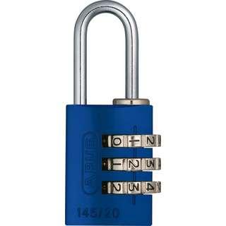 ABUS 145/20 Schloss blau