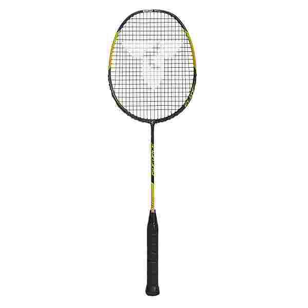 Talbot-Torro Isoforce Elite Badmintonschläger schwarz-gelb