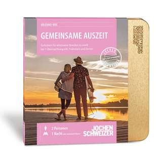 Jochen Schweizer Gemeinsame Auszeit für 2 Geschenkbox mehrfarbig