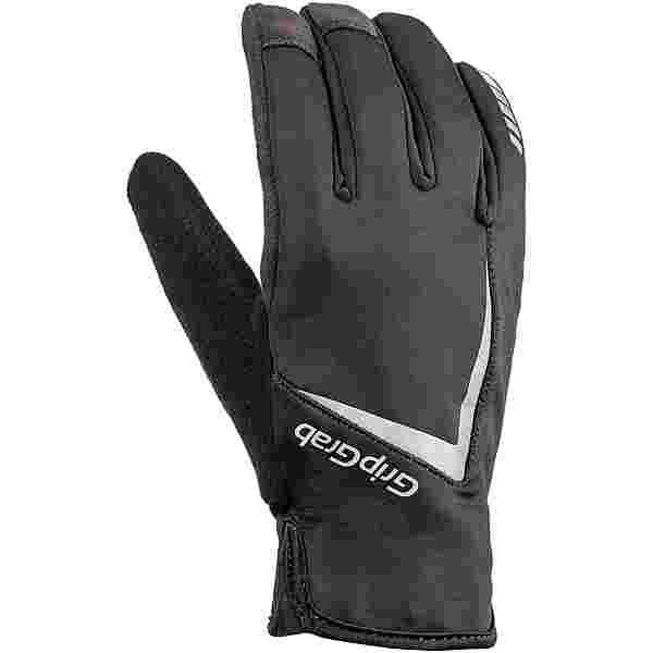 GripGrab Cloudburst Waterproof Midseason Glove Fahrradhandschuhe black
