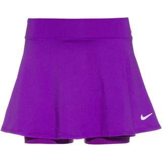 Nike Court Victory Tennisrock Damen wild berry-wild berry-white