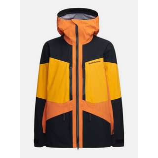 Peak Performance GORE-TEX® GRAVITY Hardshelljacke Herren orange altitude