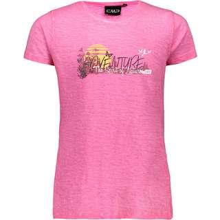 CMP T-Shirt Kinder bouganville