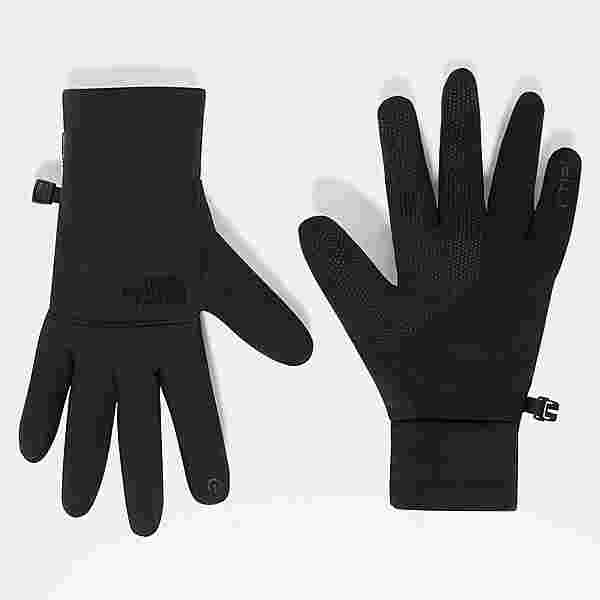 The North Face ETIP RECYCLED Fingerhandschuhe tnf black