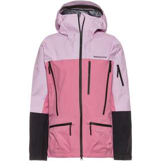 Peak Performance GORE-TEX® VISLIGHT PRO Hardshelljacke Damen frosty rose