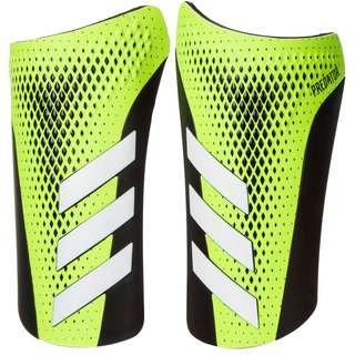 adidas Predator League Schienbeinschoner signal green
