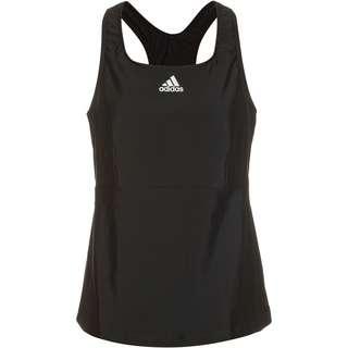 adidas SH3. RO 3-STRIPES Bikini Oberteil Damen black-white