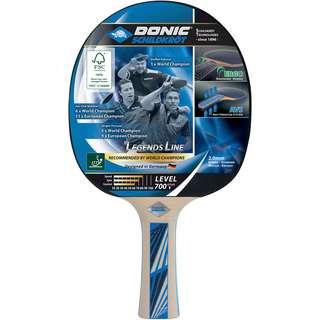 Donic-Schildkröt Legends700 Tischtennisschläger schwarz