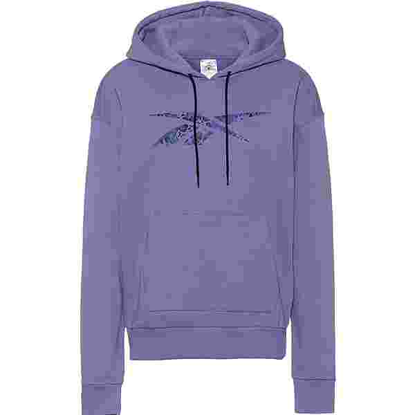 Reebok MODERN SAFARI ELEMENTS Sweatshirt Damen hyper purple