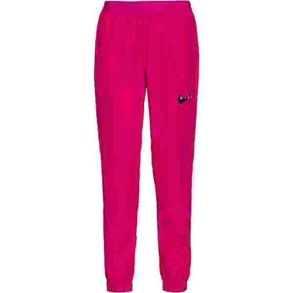 Nike Swoosh Run Laufhose Damen fireberry-arctic punch-black