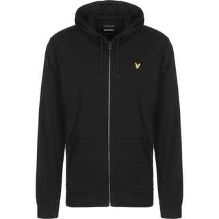Lyle & Scott Sportswear Sweatjacke Herren schwarz