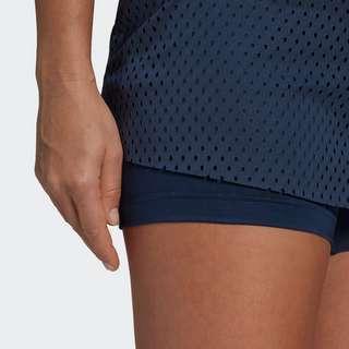 adidas Tennis HEAT.RDY Primeblue Kleid Tenniskleid Damen Crew Navy / Acid Yellow